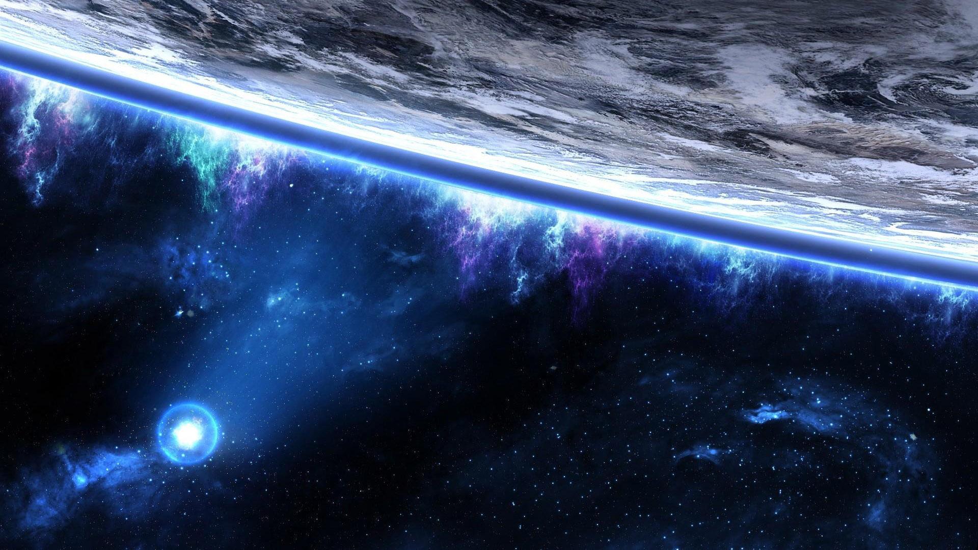 Увлекательные обои Космоса для заставки рабочего стола - сборка №9 13