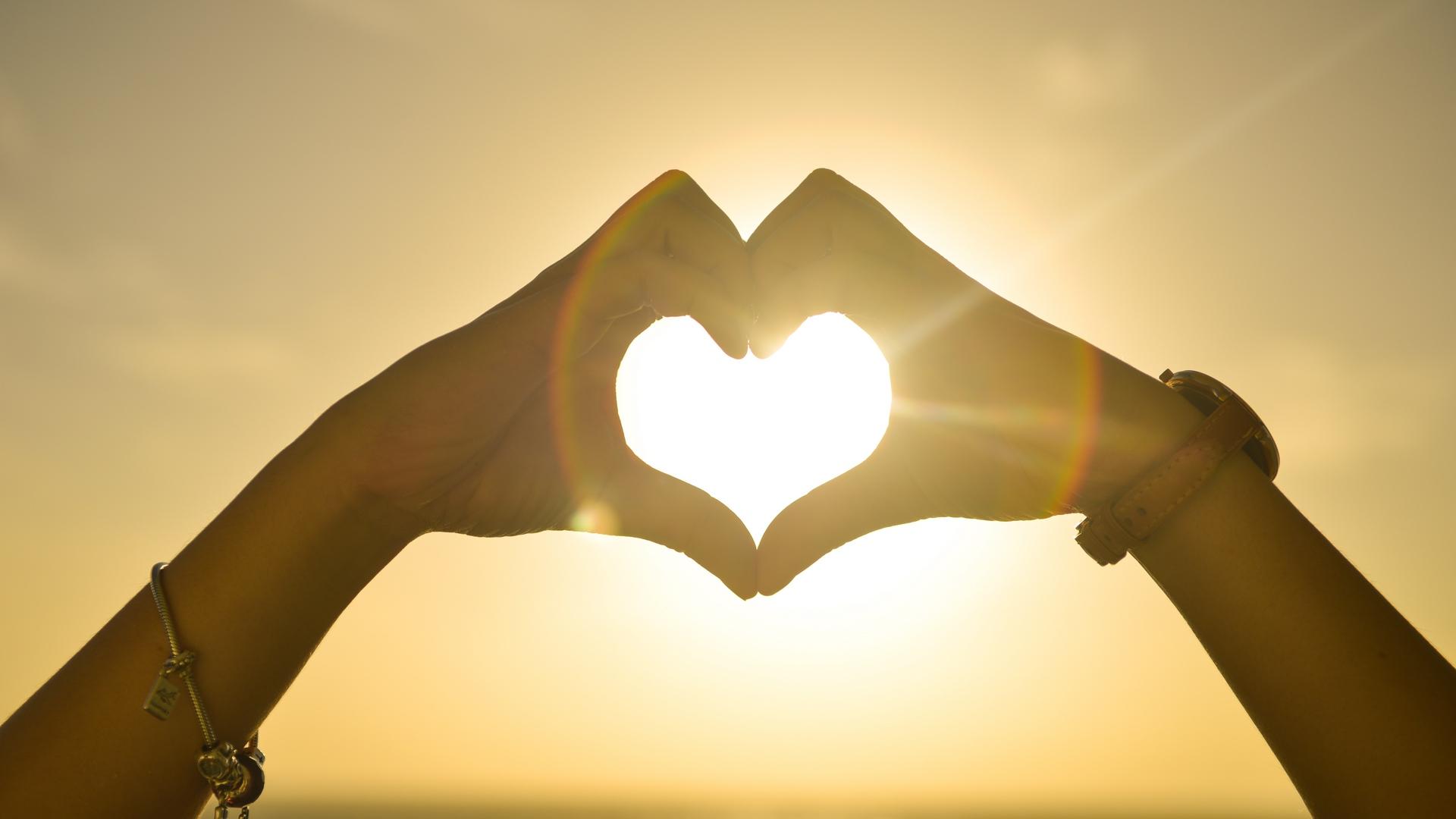 Удивительные и милые картинки про Любовь на рабочий стол №6 11