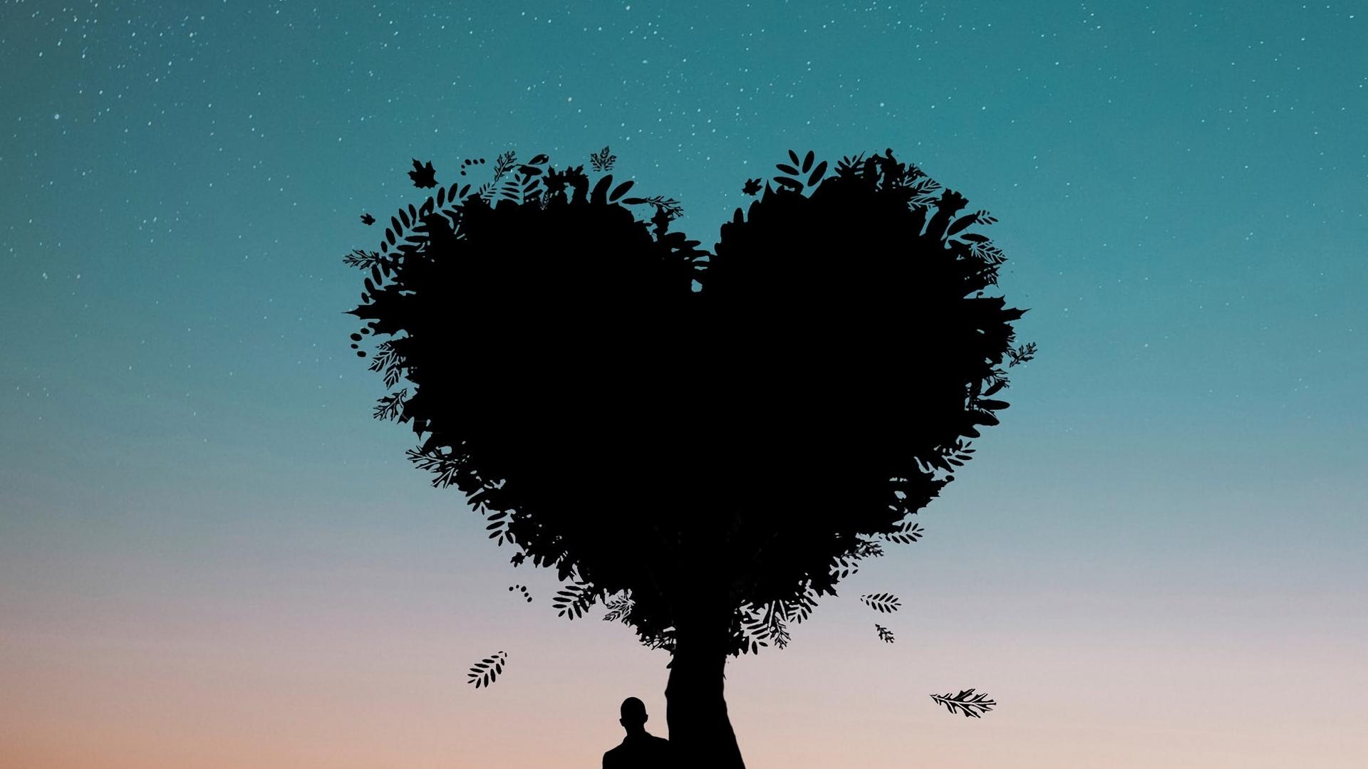 Удивительные и милые картинки про Любовь на рабочий стол №6 13