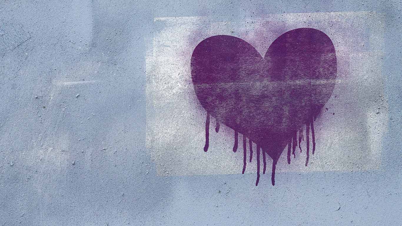 Удивительные и милые картинки про Любовь на рабочий стол №6 14