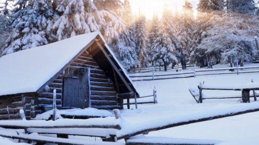 Удивительные картинки на заставку телефона Зима - подборка 10