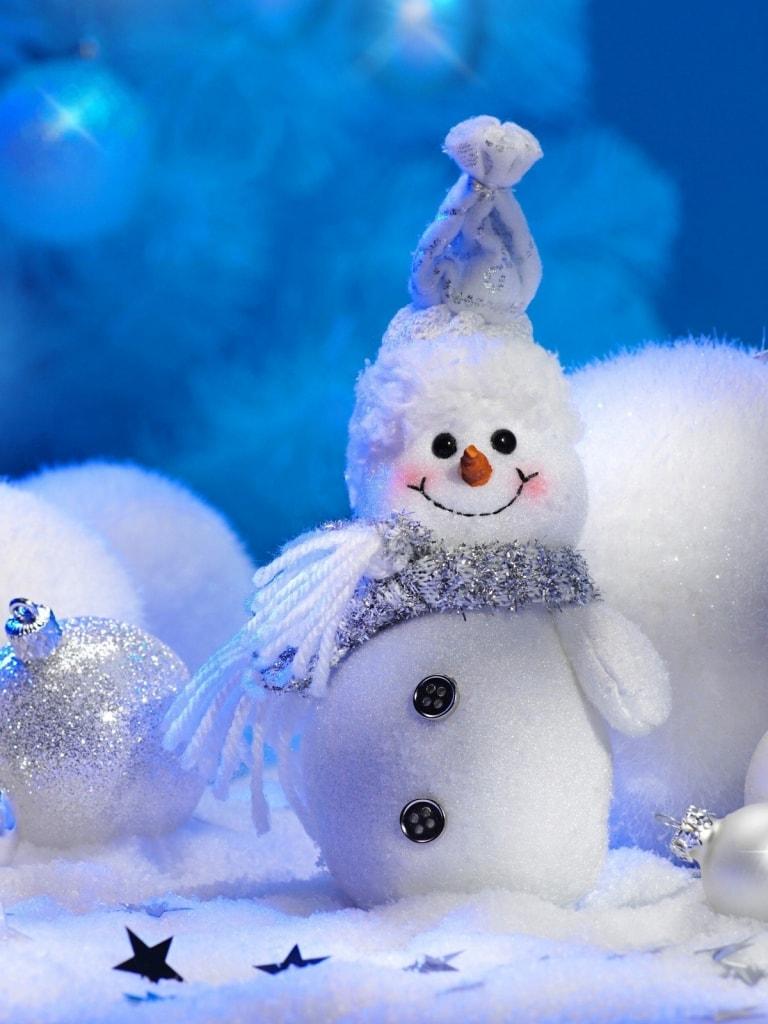 Удивительные картинки на заставку телефона Зима - подборка 17