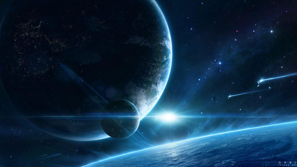 Удивительные обои, картинки Космоса на рабочий стол - подборка №11 15