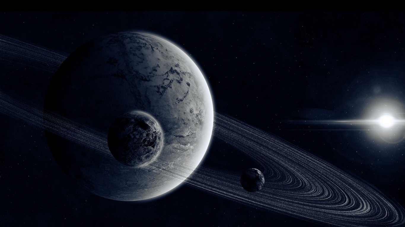 Удивительные обои, картинки Космоса на рабочий стол - подборка №11 17