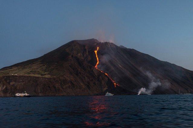 6 лучших мировых вулканов, которые обязательно надо увидеть 4