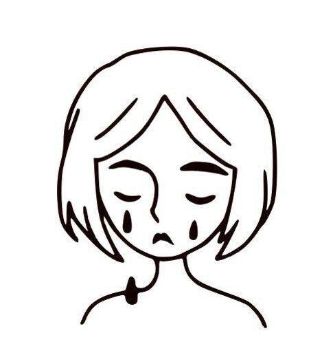 Грусть и одиночество - картинки, рисунки для срисовки, рисования 22