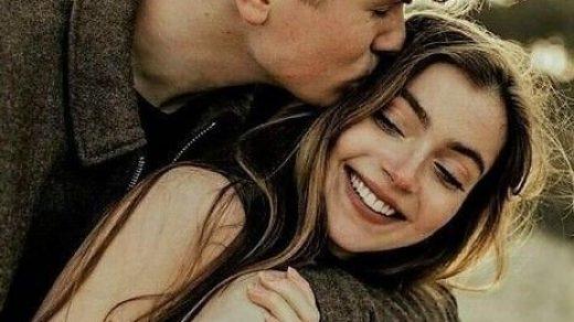 Девушка и парень целуются - красивые картинки и фото 20 штук 11
