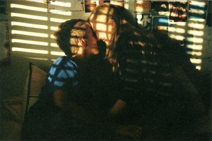 Девушка и парень целуются - красивые картинки и фото 20 штук 13