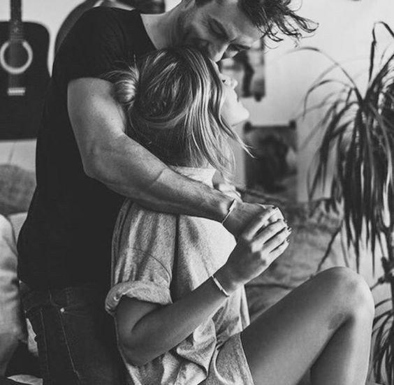 Девушка и парень целуются - красивые картинки и фото 20 штук 3