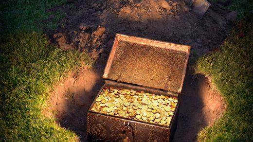 Как получить вознаграждение за найденный клад 1