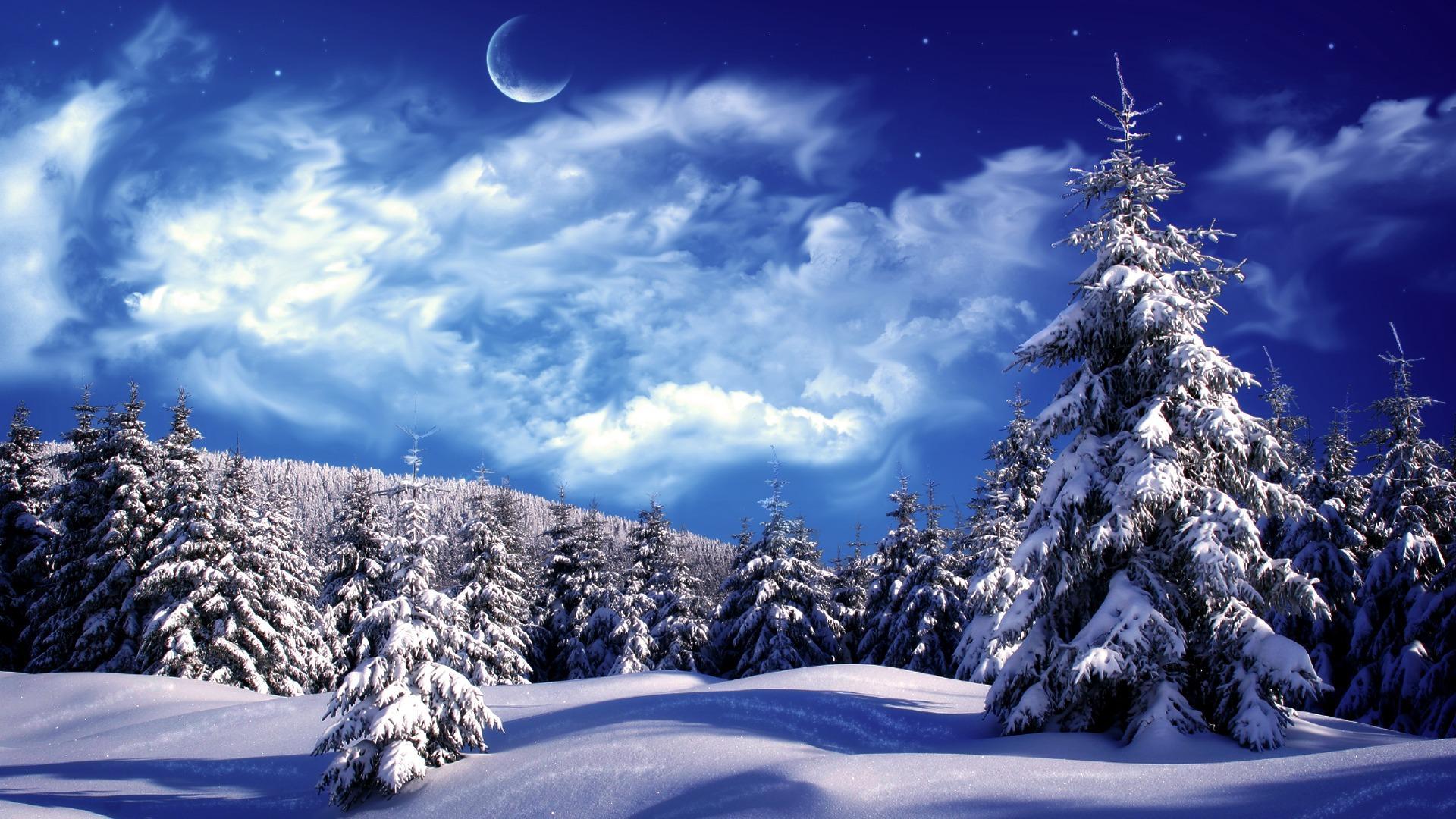 Картинки про новый год и зиму - самые удивительные и красивые 7