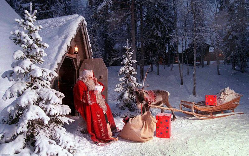 Картинки про новый год и зиму - самые удивительные и красивые 9
