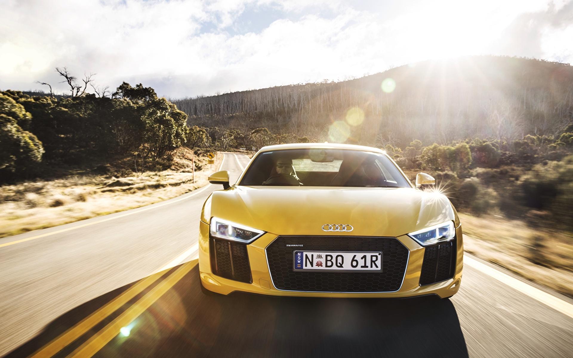 Классные картинки и обои автомобиля Audi R8 - подборка 25 фото 1