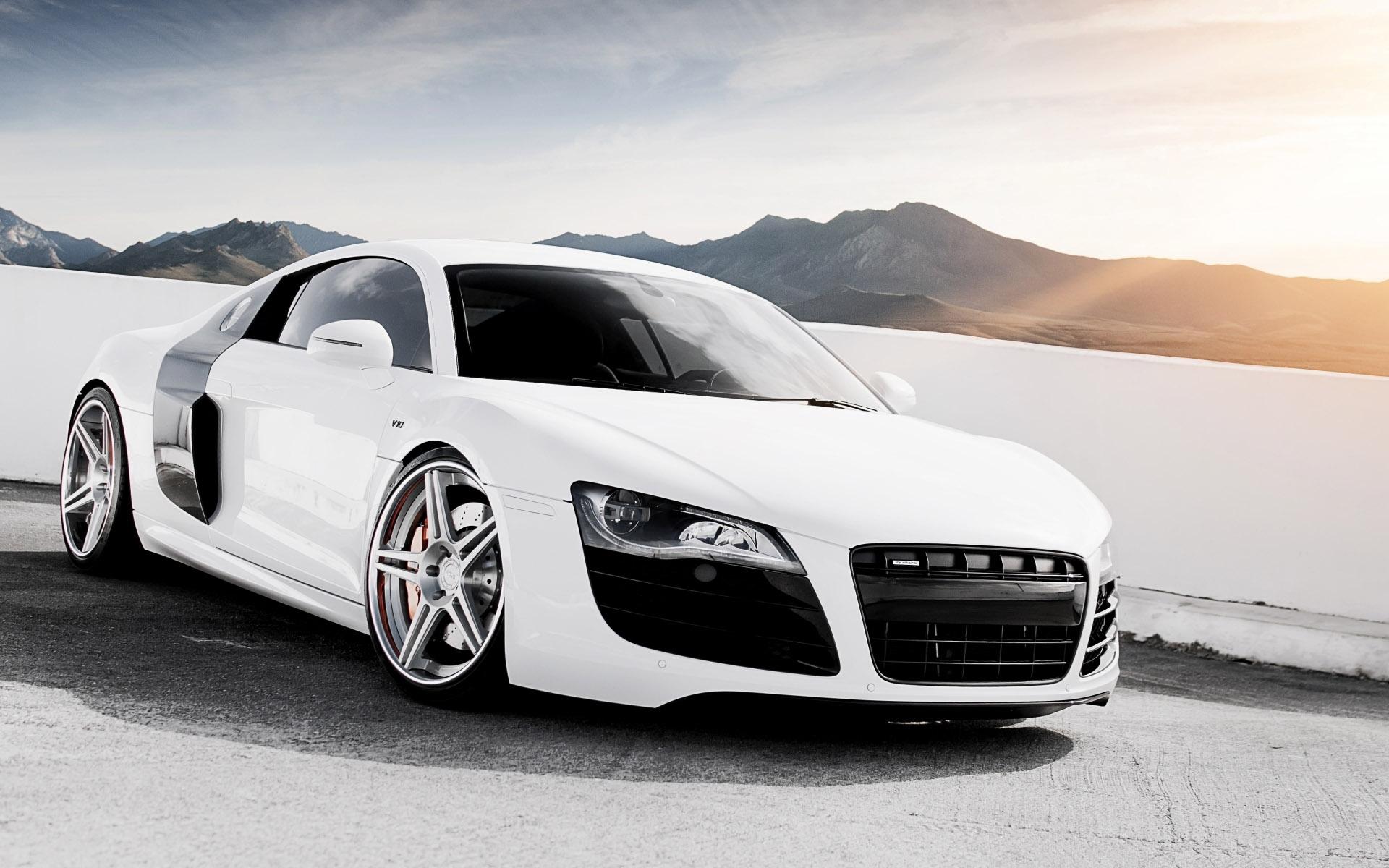 Классные картинки и обои автомобиля Audi R8 - подборка 25 фото 22