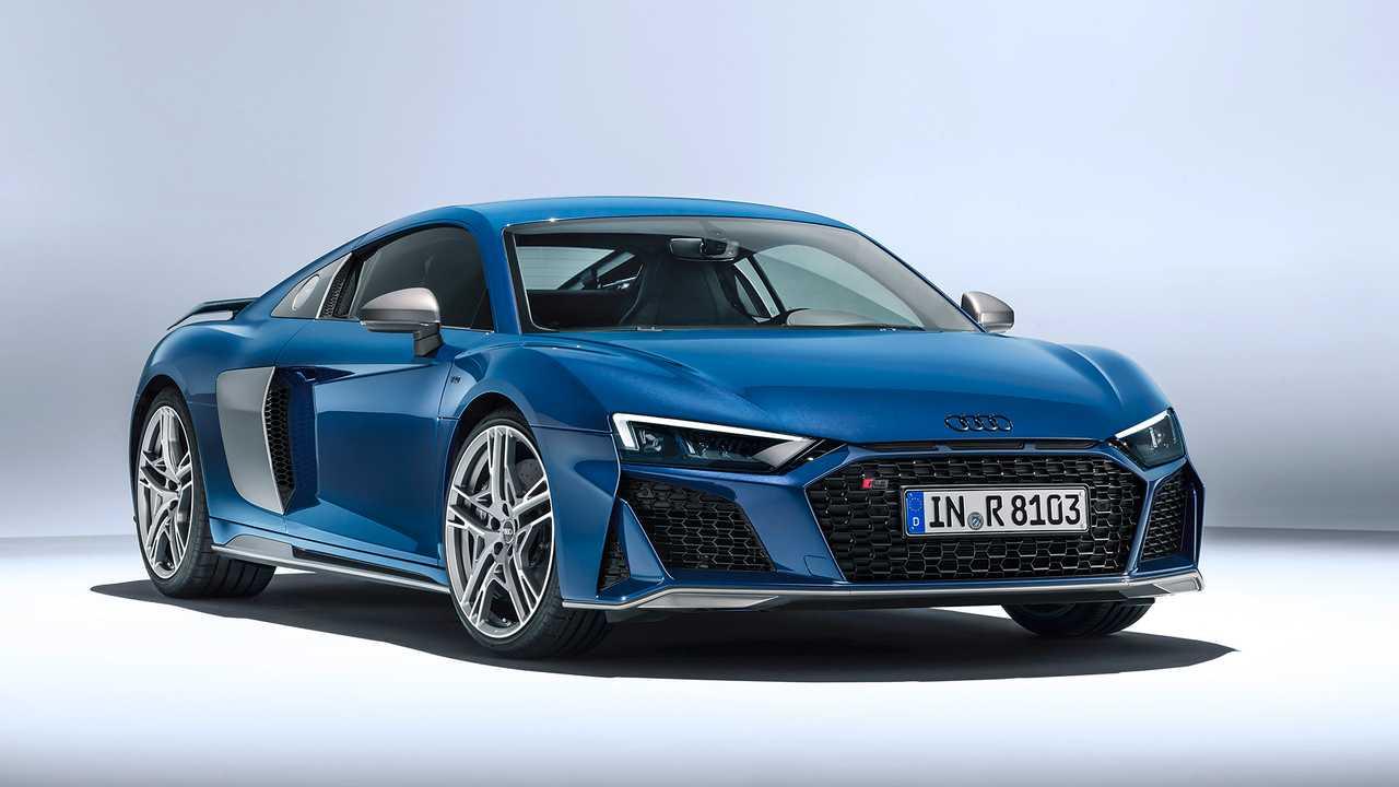 Классные картинки и обои автомобиля Audi R8 - подборка 25 фото 6