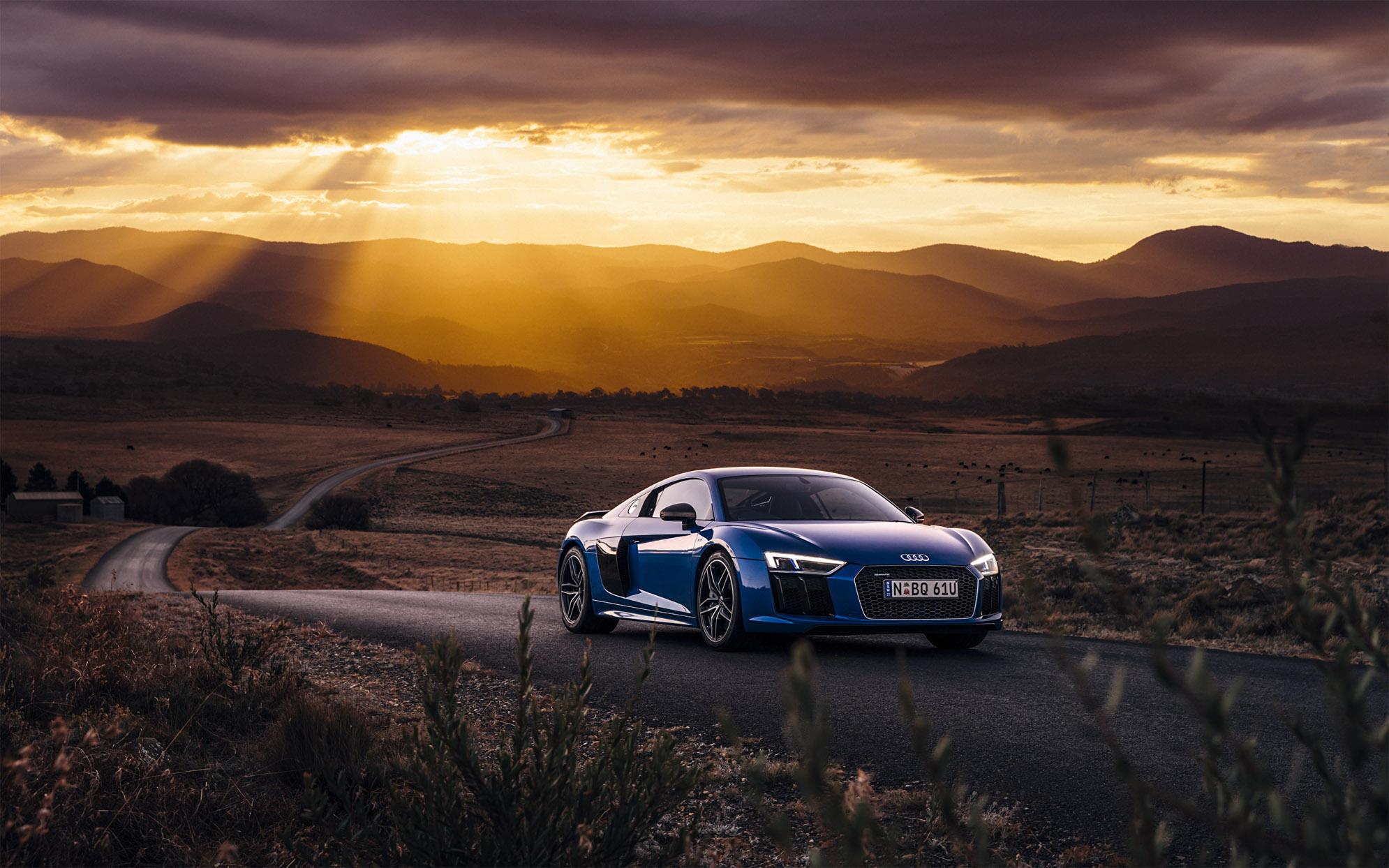 Классные картинки и обои автомобиля Audi R8 - подборка 25 фото 8