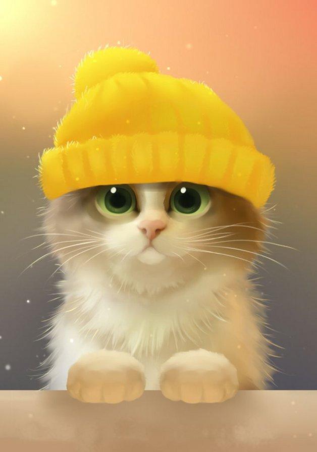 Классные картинки и фотки в шапке на аву, аватарку - подборка 4