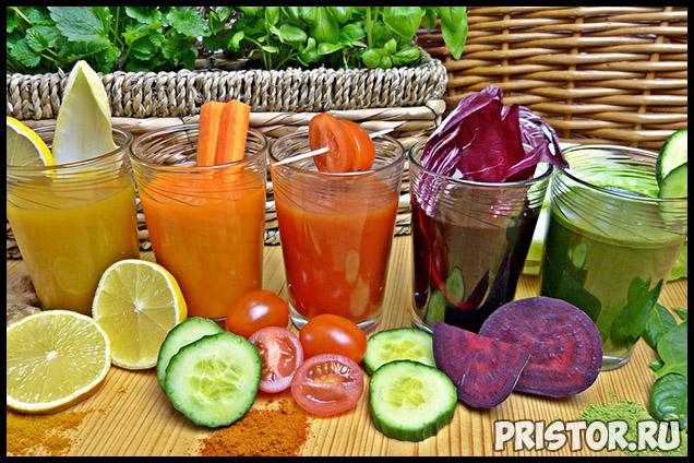 Кому и какой свежевыжатый сок можно пить, чтобы быть здоровыми 4