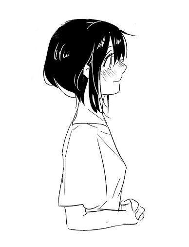 Красивые и прикольные картинки для срисовки аниме - подборка 12