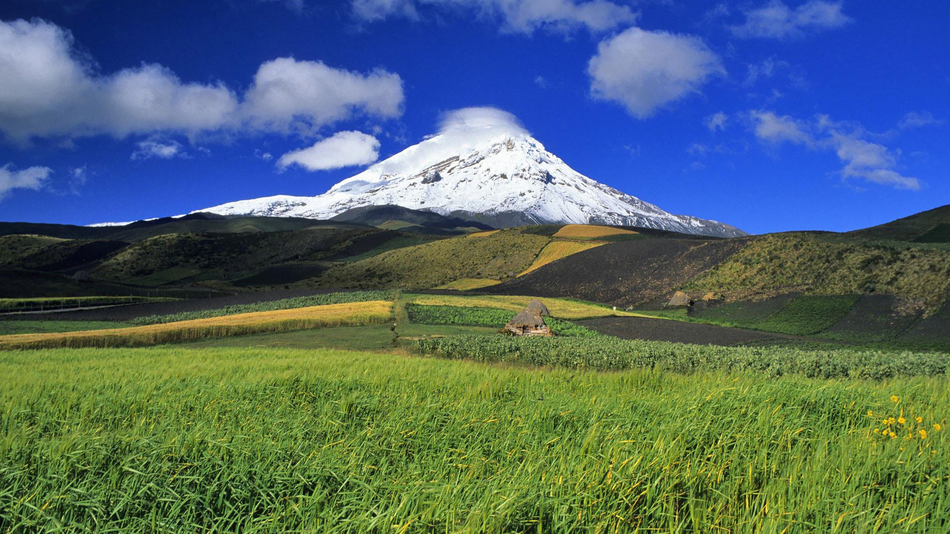 Красивые и удивительные фото, картинки Эквадора - подборка 4