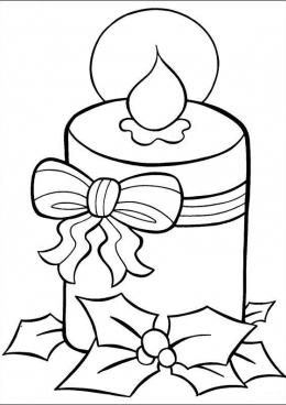 Красивые картинки и рисунки подарков или подарка для срисовки 13