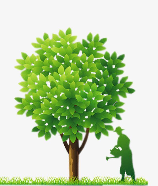 Красивые картинки с деревьями для детей и малышей - подборка 20 фото 2
