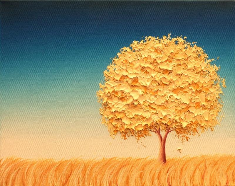 Красивые картинки с деревьями для детей и малышей - подборка 20 фото 21