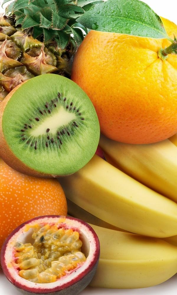 Красивые картинки фруктов для заставки телефона - подборка 20