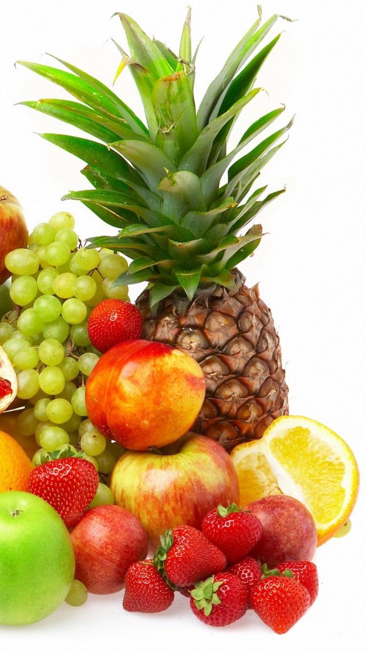 Красивые картинки фруктов для заставки телефона - подборка 6