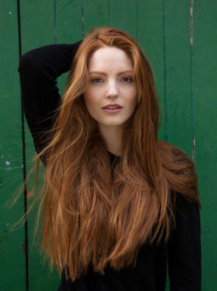 Красивые фото, картинки девушек с рыжими волосами - подборка 10