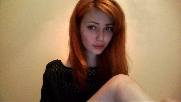 Красивые фото, картинки девушек с рыжими волосами - подборка 12