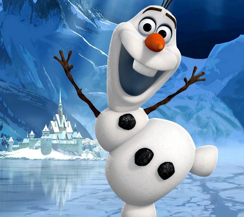 Красивый снеговик - картинки и рисунки. Подборка картинок снеговиков 2