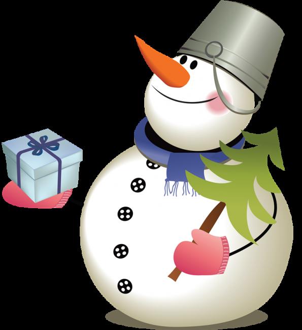 Красивый снеговик - картинки и рисунки. Подборка картинок снеговиков 24