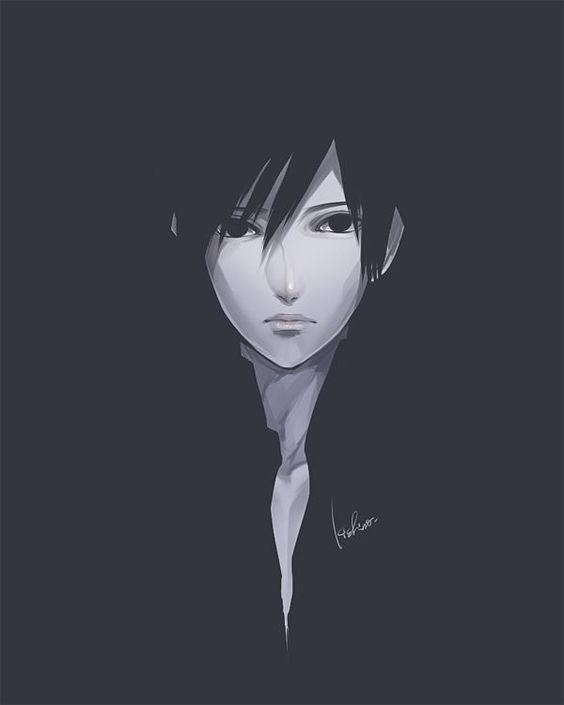 Крутые и классные картинки, арты Сай из Наруто аниме - подборка 7