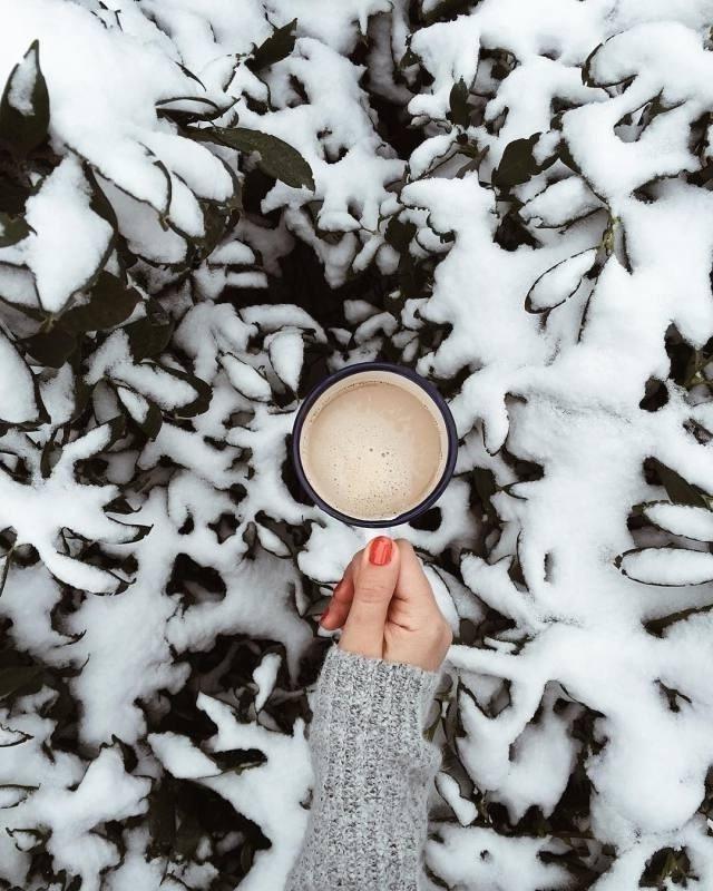 Лучшие картинки и фотки на аву зимой и зимнее время - 20 картинок 10