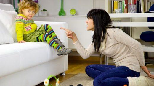 Можно ли повышать голос на ребёнка - профилактические крики или «удар» по психике 1