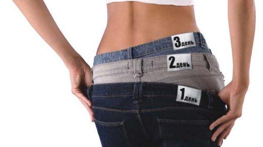 Можно ли похудеть за неделю Важные правила при похудении 1