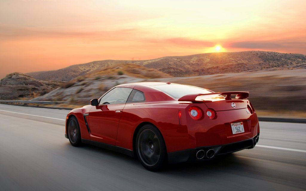 Невероятные и красивые обои, картинки - Nissan GT-R 2