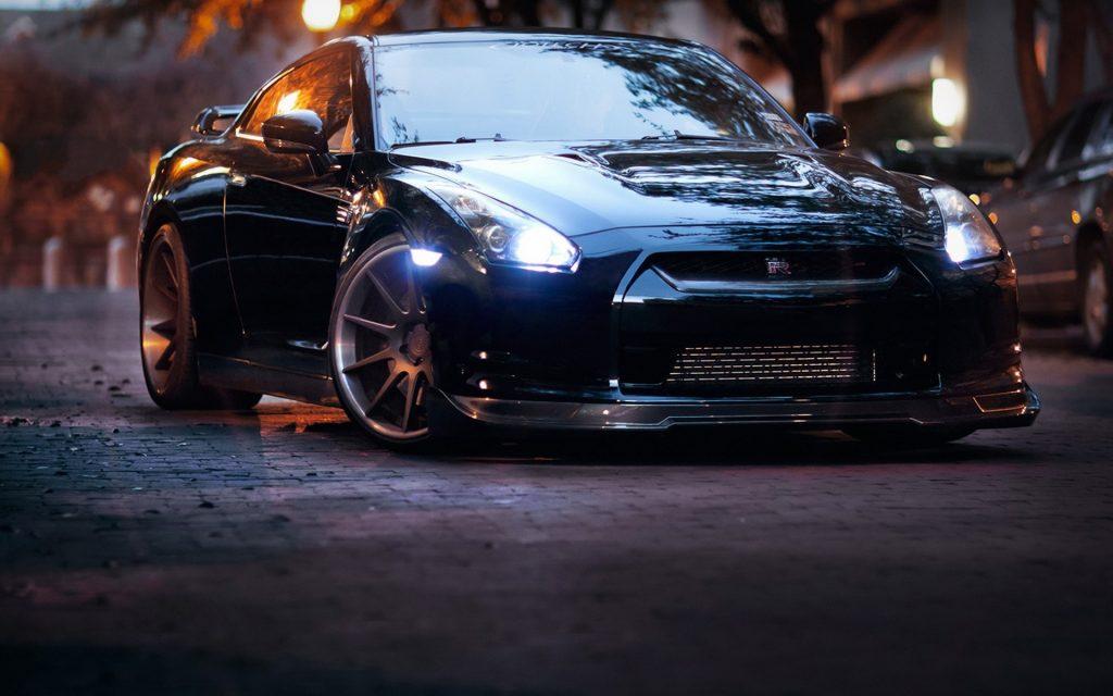 Невероятные и красивые обои, картинки - Nissan GT-R 8