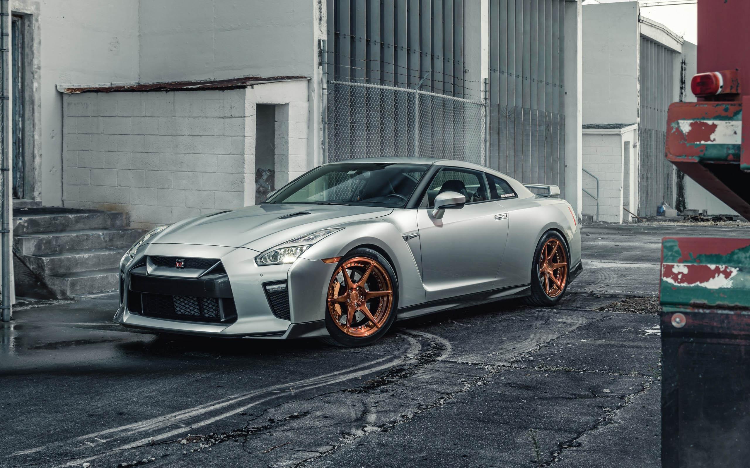 Невероятные и красивые обои, картинки - Nissan GT-R 9