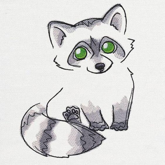 Оригинальные и прикольные картинки для срисовки для детей 15