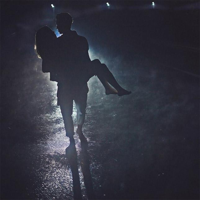 Парень держит девушку на руках - красивые фото и картинки 6