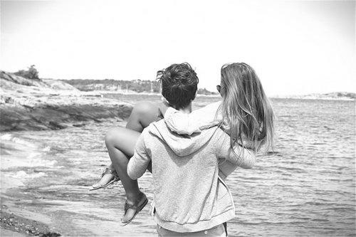 Парень держит девушку на руках - красивые фото и картинки 7