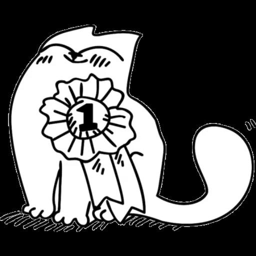Прикольные и классные рисунки, картинки Саймон Кот - подборка 12