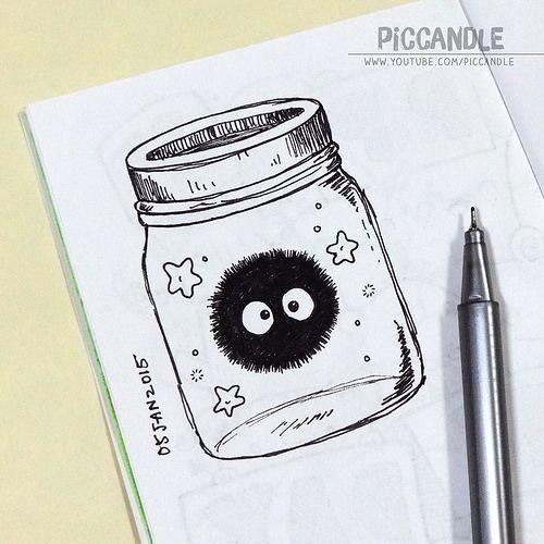 Самые красивые картинки для срисовки в скетчбук - подборка 20