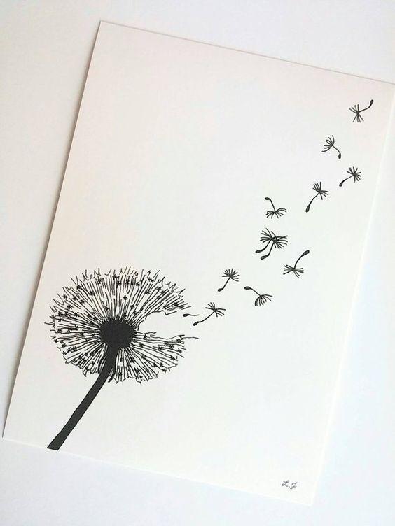 Самые красивые картинки для срисовки в скетчбук - подборка 8