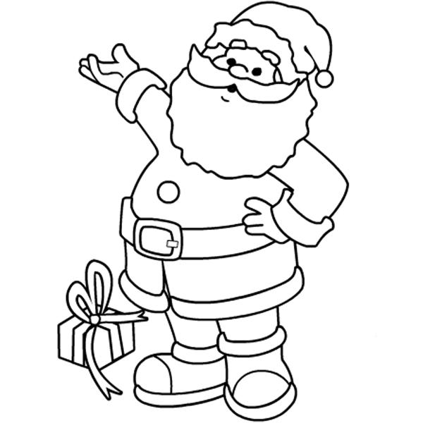 Самые милые и прикольные картинки на Новый год для срисовки 9
