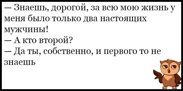 Самые смешные и веселые анекдоты до слез - коллекция №132 13