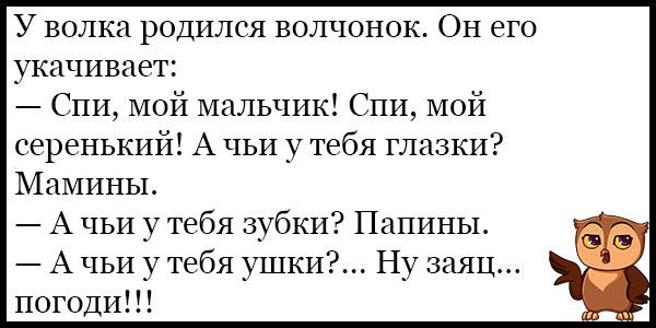 Самые смешные и веселые анекдоты до слез - коллекция №132 6