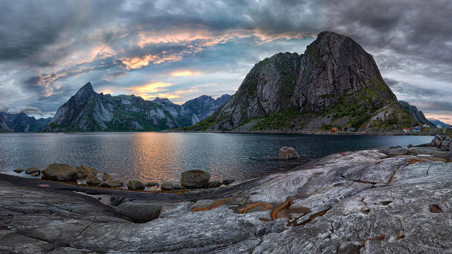 Самые удивительные и красивые фото, картинки Норвегии - сборка 1